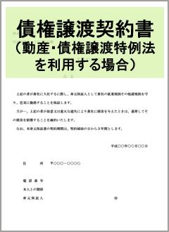 債権債務に関する契約の記事一覧